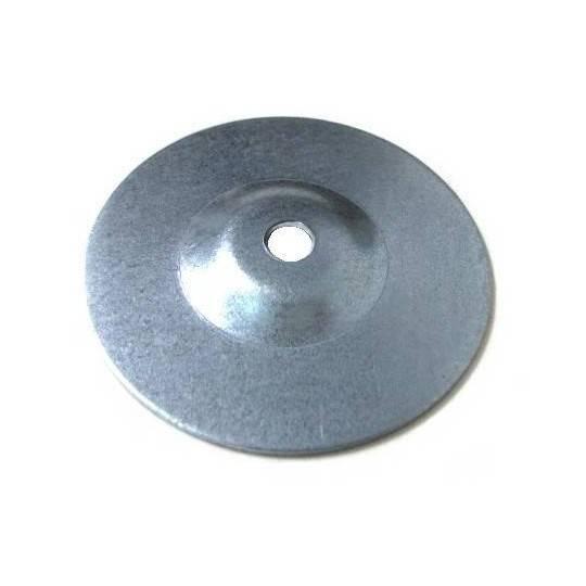 Dekiel mocowania metalowy średnica 50 mm/ 5.3 mm grubość 1.4 mm,producent: NONAME, photo: 1