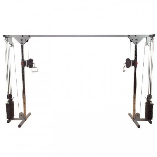 Brama wielofunkcyjna Body-Solid GCCO150 | stosy 2x68kg,producent: Body-Solid, zdjecie photo: 1 | online shop klubfitness.pl | sp