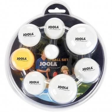 Zestaw piłeczek różnej wielkości JOOLA MULTISIZE BALL 42145,producent: JOOLA, photo: 2