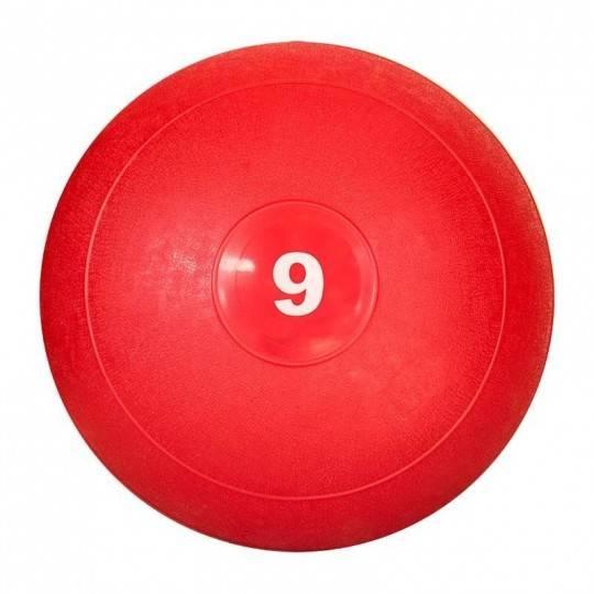 Piłka power slam ball crossfit IFS NB-BALL-R IRONSPORTS - 6 | klubfitness.pl