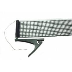 Siatka z uchwytem do tenisa stołowego Stable 19G | mocowanie na klips Stable - 1 | klubfitness.pl