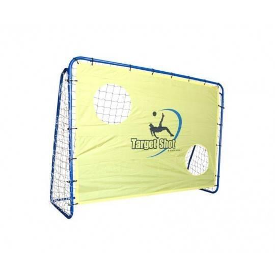 Bramka piłkarska 212x152x75 cm z matą SPARTAN SPORT metalowa,producent: SPARTAN SPORT, zdjecie photo: 1 | online shop klubfitnes