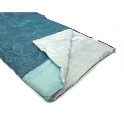 Śpiwór turystyczny kołdra CAMP ACTIVE z pokrowcem,producent: CAMP ACTIVE, photo: 8