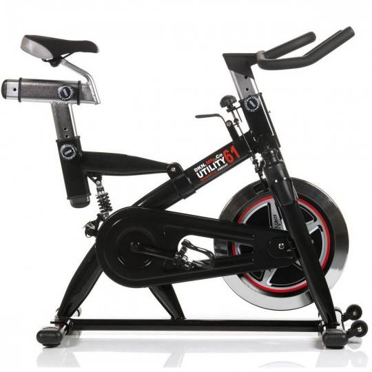 Rower spiningowy DKN TECHNOLOGY X-RUN mechaniczny DKN TECHNOLOGY - 1 | klubfitness.pl