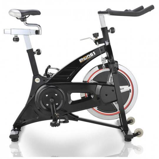Rower spiningowy RACER PRO DKN TECHNOLOGY DKN TECHNOLOGY - 1 | klubfitness.pl
