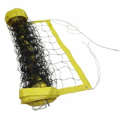 Siatka do siatkówki 10 x 1m SPARTAN SPORT ze stalową linką,producent: SPARTAN SPORT, photo: 1