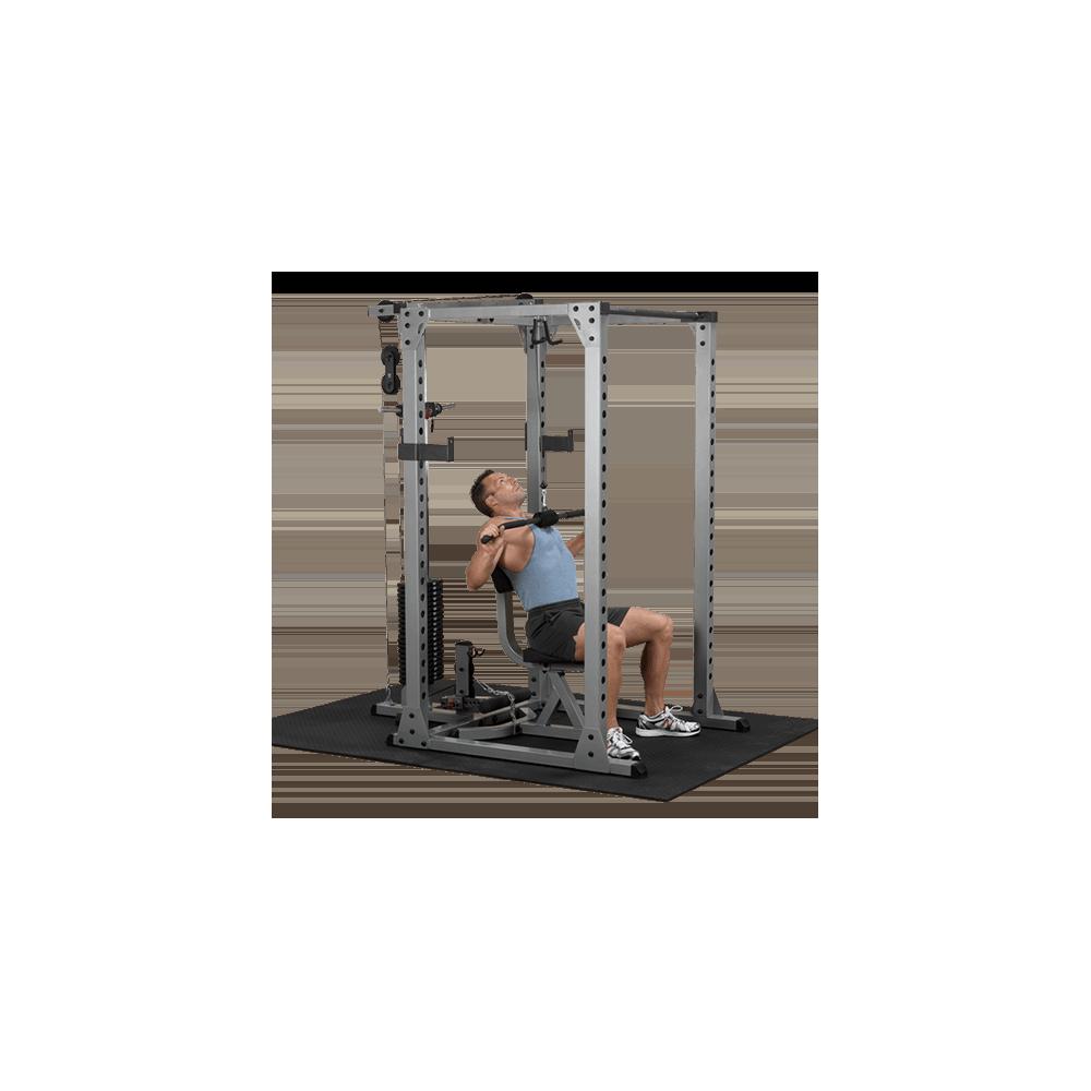 Przystawka BODY-SOLID GLA378 wyciąg ze stosem 95kg,producent: BODY-SOLID, photo: 1