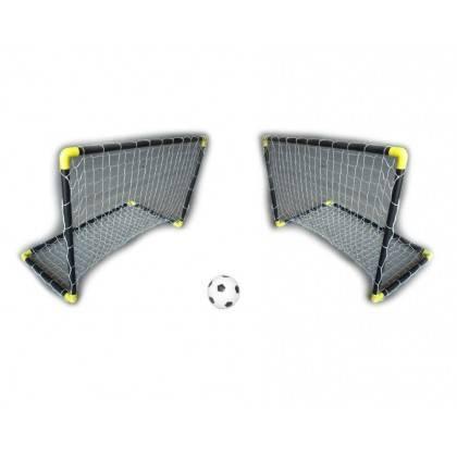 Zestaw bramek do gry w piłkę nożną Spartan Sport   mini goal SPARTAN SPORT - 1   klubfitness.pl