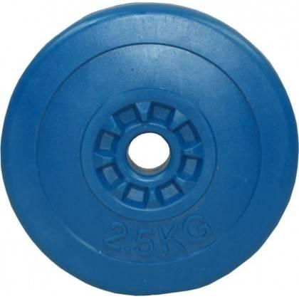 Obciążenie cementowe bitumiczne STAYER SPORT 30mm niebieskie,producent: Stayer Sport, zdjecie photo: 4   online shop klubfitness