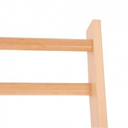 Drabinka gimnastyczna 220 x 80 cm INSPORTLINE drewniana,producent: POLSPORT, photo: 2