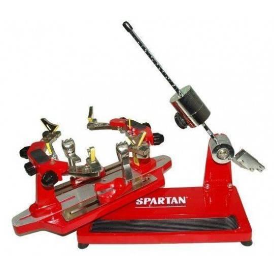 Maszyna do naciągów rakiet SPARTAN SPORT czerwona,producent: SPARTAN SPORT, photo: 1