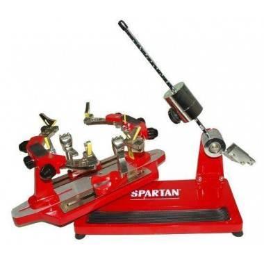 Maszyna do naciągów rakiet SPARTAN SPORT czerwona,producent: SPARTAN SPORT, photo: 2