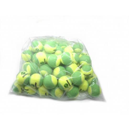 Piłki do tenisa ziemnego w worku 60 szt NASSAU COOL ITTF poziom 1,producent: NASSAU, photo: 1