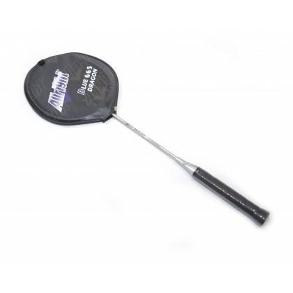 Rakieta badminton Allright Blue Dragon 665   pokrowiec 1/2 ALLRIGHT - 2   klubfitness.pl