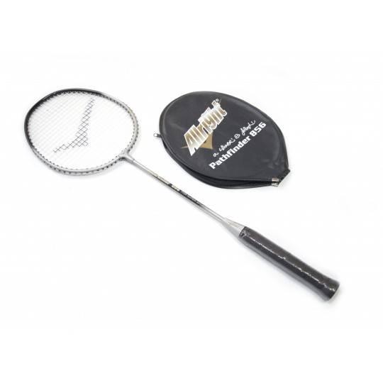 Rakieta badminton Allright Pathfinder 856 | pokrowiec 1/2 ALLRIGHT - 1 | klubfitness.pl