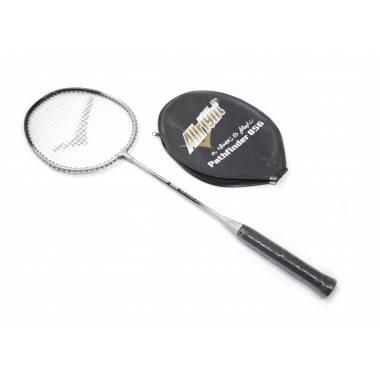 Rakieta badminton PATHFINDER 856 ALLRIGHT z pokrowcem 1/2,producent: ALLRIGHT, photo: 1