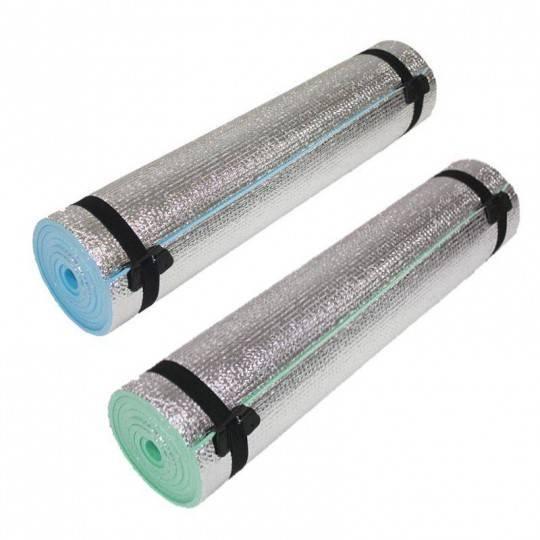 Karimata turystyczna z aluminium CAMP ACTIVE dwuwarstwowa dwa kolory,producent: SPARTAN SPORT, photo: 1