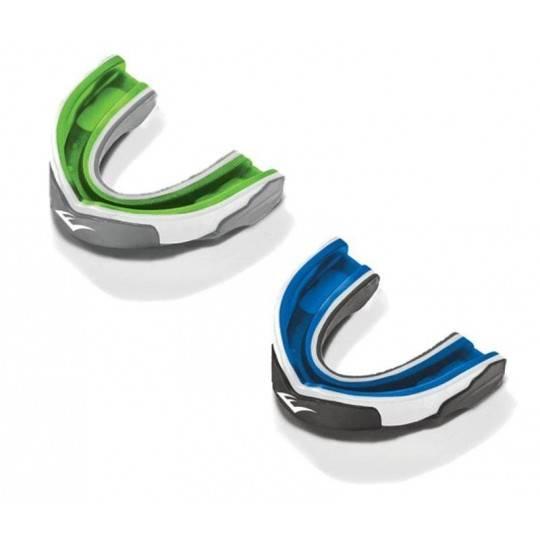Ochraniacz szczęki pojedynczy EVERGEL EVERLAST dwa kolory,producent: Everlast, zdjecie photo: 1 | klubfitness.pl | sprzęt sporto