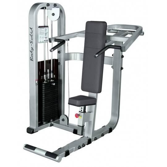 Maszyna na mięśnie barków BODY-SOLID SSP-800G/2 wyciskanie siedząc,producent: Body-Solid, zdjecie photo: 1   online shop klubfit