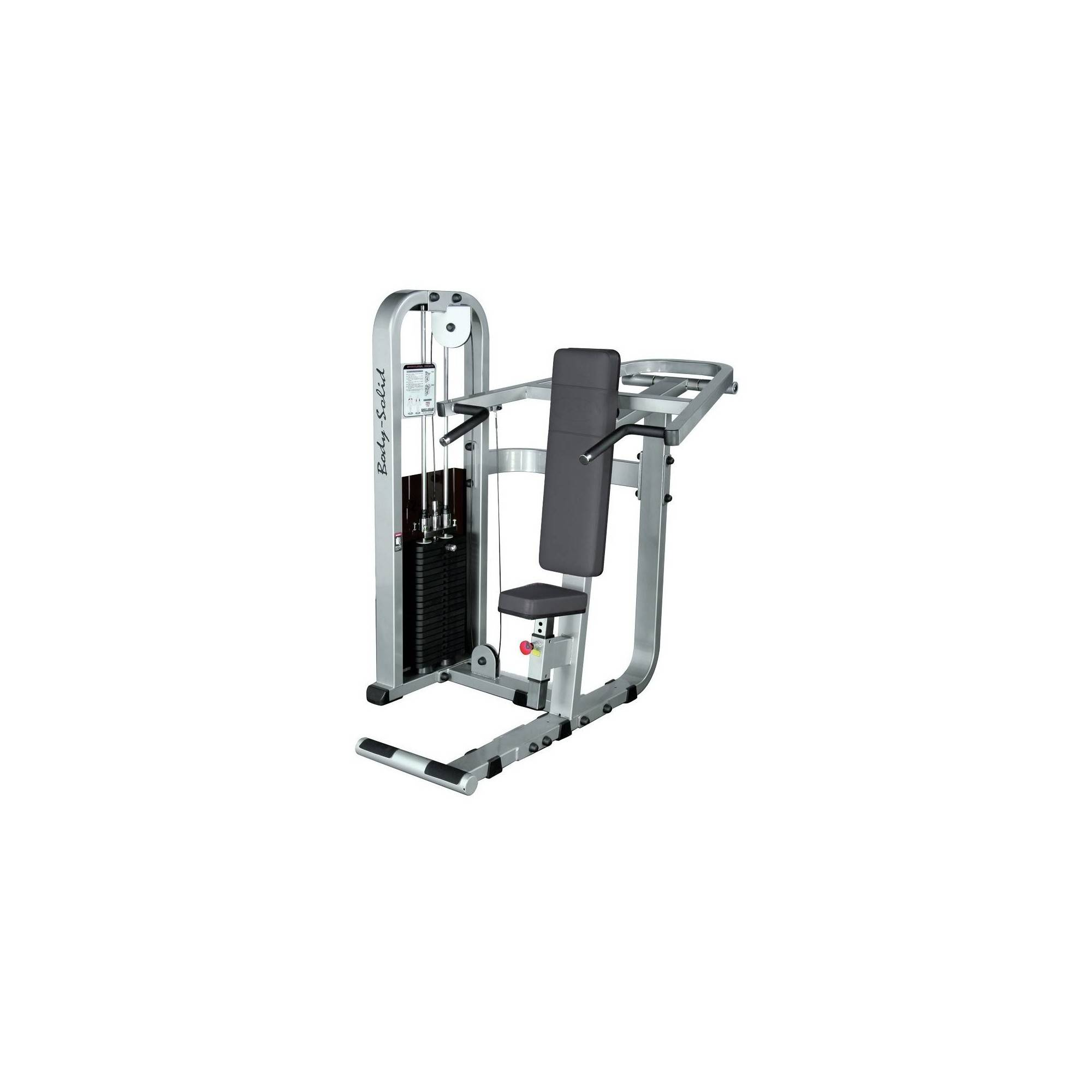 Maszyna na mięśnie barków BODY-SOLID SSP-800G/2 wyciskanie siedząc,producent: BODY-SOLID, photo: 1