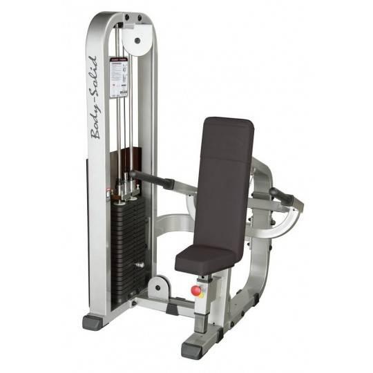 Maszyna na mięśnie tricepsów BODY-SOLID STM-1000G/2 ściąganie w dół,producent: Body-Solid, zdjecie photo: 1   online shop klubfi