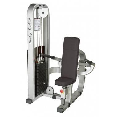 Maszyna na mięśnie tricepsów BODY-SOLID STM-1000G/2 ściąganie w dół,producent: BODY-SOLID, photo: 1