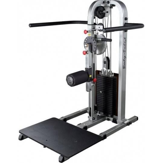 Maszyna na mięśnie przywodziciele i odwodziciele BODY-SOLID SMH-1500G/2 wymachy stojąc,producent: BODY-SOLID, photo: 1