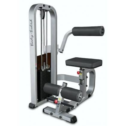 Maszyna na mięśnie grzbietu BODY-SOLID SBK-1600G/2 skłony na siedząco,producent: BODY-SOLID, photo: 1