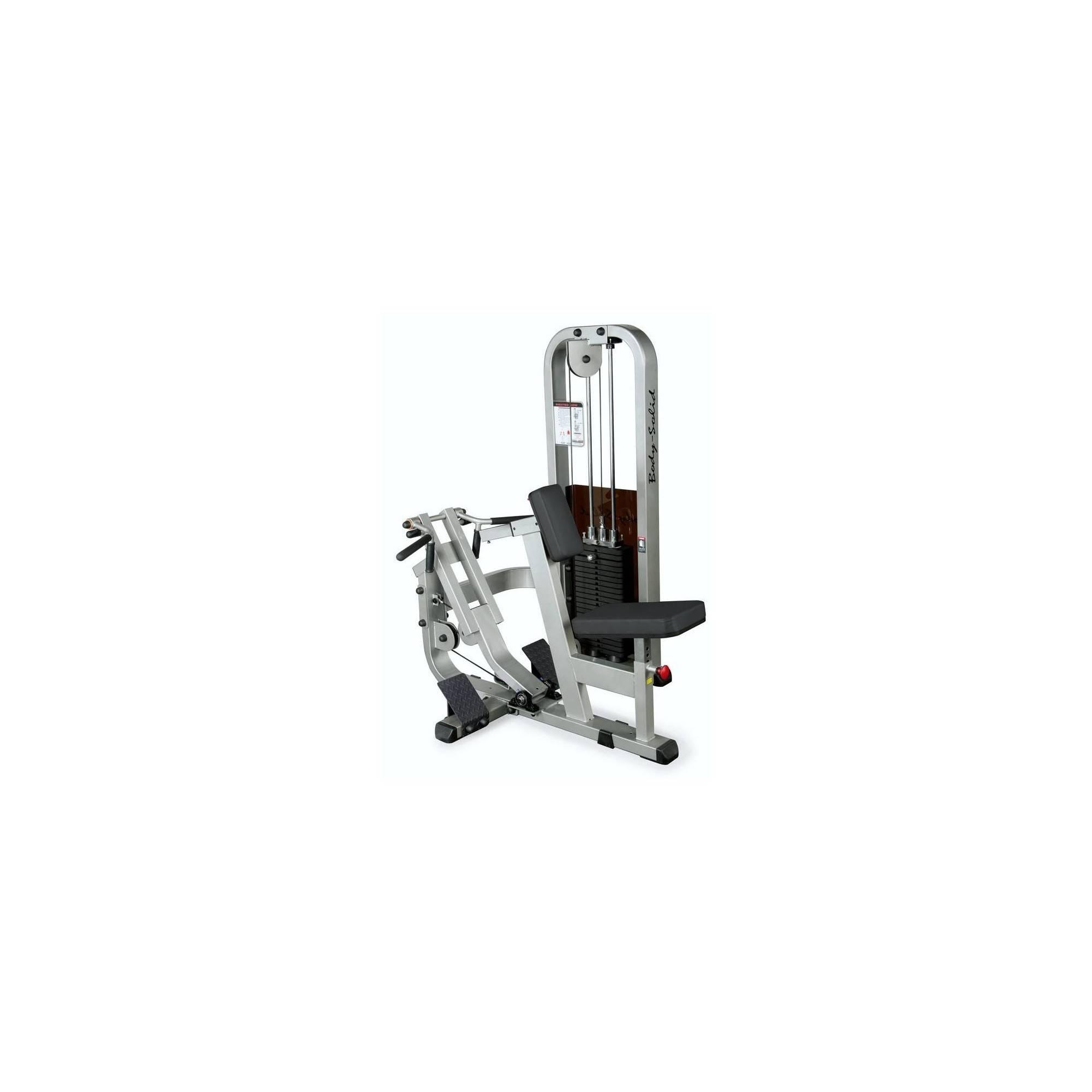 Maszyna na mięśnie najszersze grzbietu BODY-SOLID SRM-1700G/2 wioślarz siedząc,producent: BODY-SOLID, photo: 1