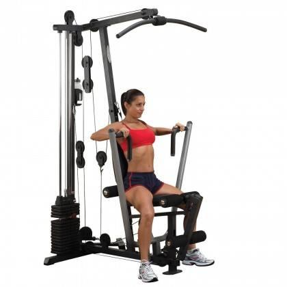 Atlas do ćwiczeń BODY-SOLID G1S wielofunkcyjny Body-Solid - 3 | klubfitness.pl | sprzęt sportowy sport equipment