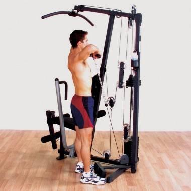 Atlas do ćwiczeń BODY-SOLID G1S wielofunkcyjny Body-Solid - 11 | klubfitness.pl | sprzęt sportowy sport equipment