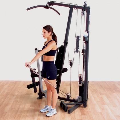 Atlas do ćwiczeń BODY-SOLID G1S wielofunkcyjny Body-Solid - 12 | klubfitness.pl | sprzęt sportowy sport equipment
