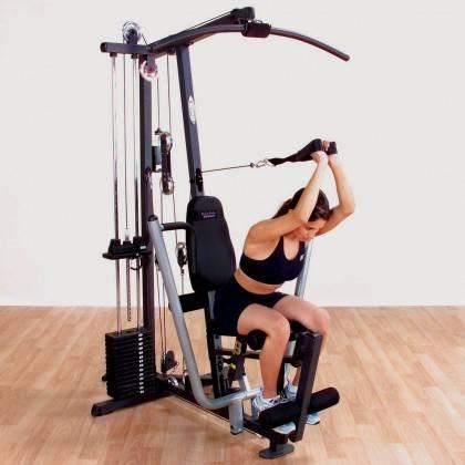 Atlas do ćwiczeń BODY-SOLID G1S wielofunkcyjny Body-Solid - 13 | klubfitness.pl | sprzęt sportowy sport equipment