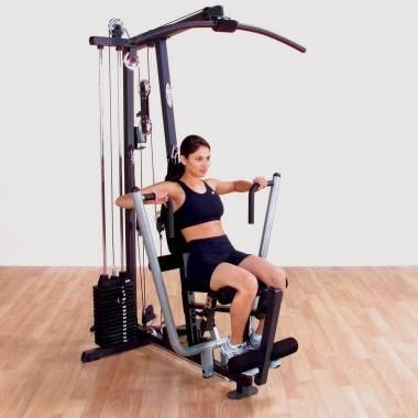 Atlas do ćwiczeń BODY-SOLID G1S wielofunkcyjny Body-Solid - 14 | klubfitness.pl | sprzęt sportowy sport equipment