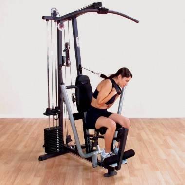 Atlas do ćwiczeń BODY-SOLID G1S wielofunkcyjny Body-Solid - 15 | klubfitness.pl | sprzęt sportowy sport equipment