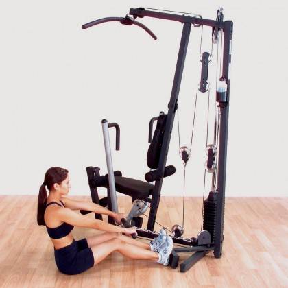 Atlas do ćwiczeń BODY-SOLID G1S wielofunkcyjny Body-Solid - 16 | klubfitness.pl | sprzęt sportowy sport equipment