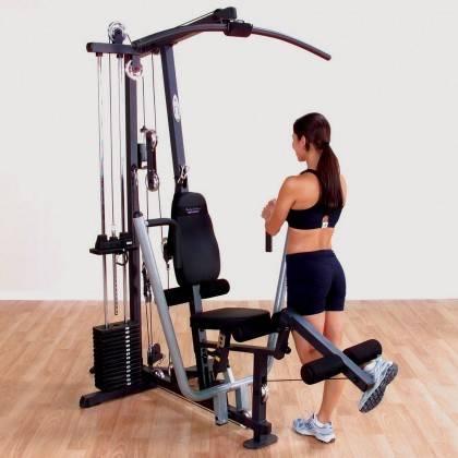 Atlas do ćwiczeń BODY-SOLID G1S wielofunkcyjny Body-Solid - 17 | klubfitness.pl | sprzęt sportowy sport equipment