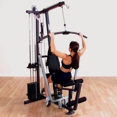 Atlas do ćwiczeń BODY-SOLID G1S wielofunkcyjny Body-Solid - 18 | klubfitness.pl | sprzęt sportowy sport equipment