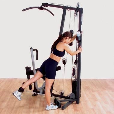Atlas do ćwiczeń BODY-SOLID G1S wielofunkcyjny Body-Solid - 19 | klubfitness.pl | sprzęt sportowy sport equipment