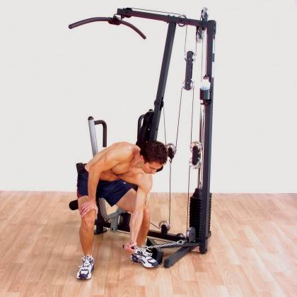 Atlas do ćwiczeń BODY-SOLID G1S wielofunkcyjny Body-Solid - 20 | klubfitness.pl | sprzęt sportowy sport equipment
