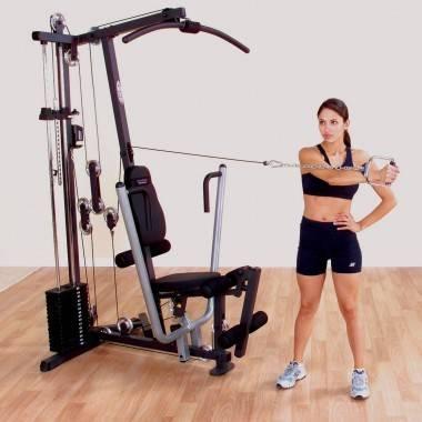 Atlas do ćwiczeń BODY-SOLID G1S wielofunkcyjny Body-Solid - 21 | klubfitness.pl | sprzęt sportowy sport equipment