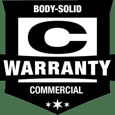 Gwarancja Commercial   Body-Solid