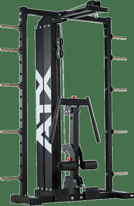 Opcja rozbudowy ATX-SCR-760-LMO-SW | wyciąg linowy ze stosem 125 kg