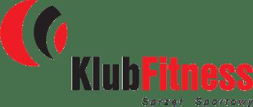 Klubfitness | logo sklepu ze sprzętem sportowym