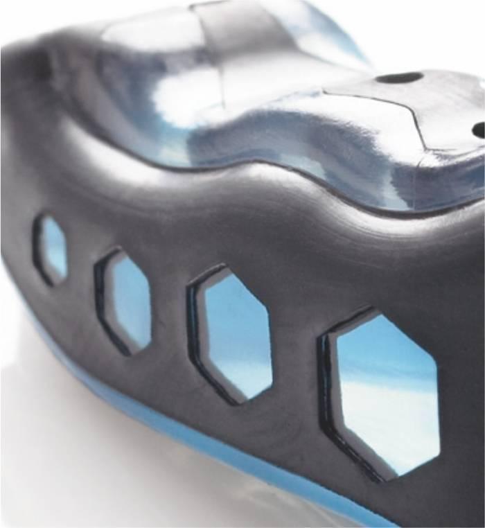 Ochraniacz szczęki Shock Doctor Gel Max | konstrukcja