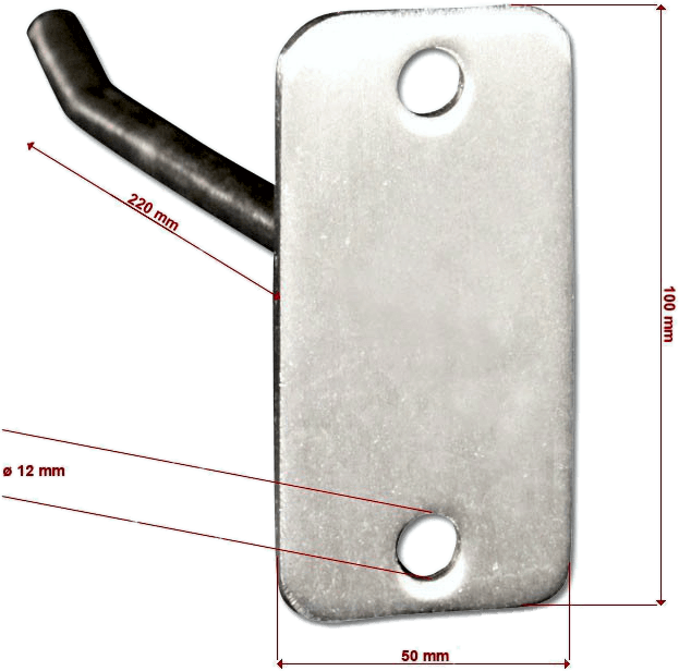 R-3300 Ironsports | wymiary gabarytowe