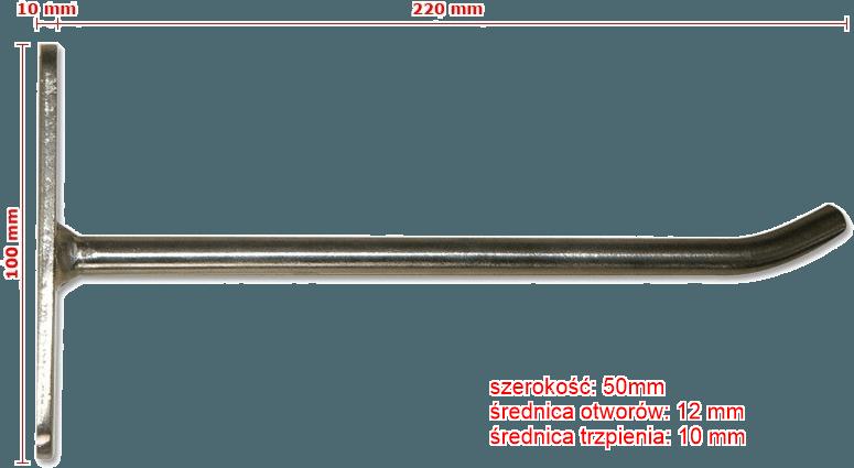 R-3300 Ironsports | wymiary gabarytowe - zdjecie 2