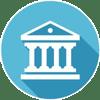 Dane konta bankowego | ikona graficzna