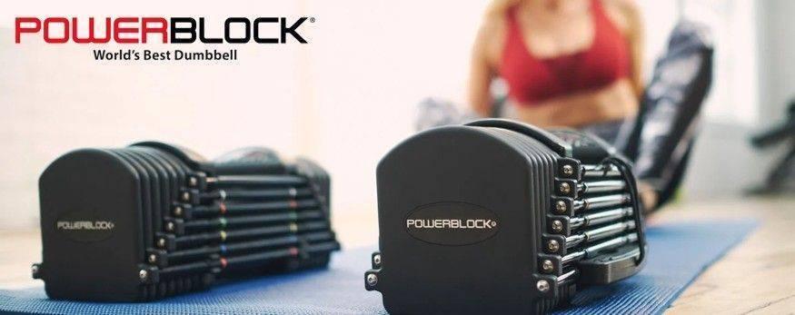 PowerBlock® World's Best Dumbbell